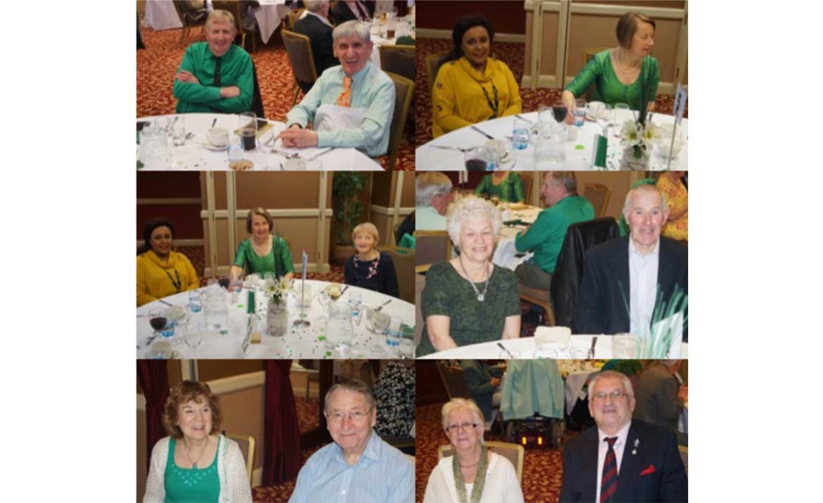 Christmas Lunch 2019 by Irish Society