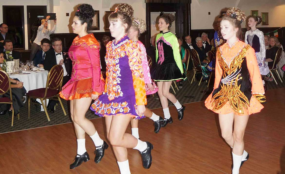 young girls irish dancing norfolk